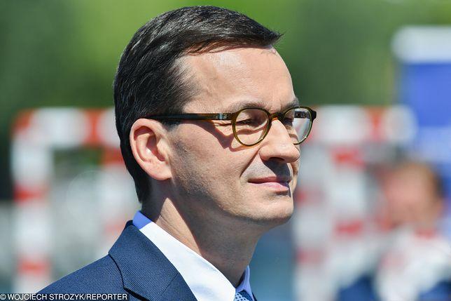 """Skąd wystartuje premier Morawiecki? """"Przymierzany jest do okręgu katowickiego"""""""
