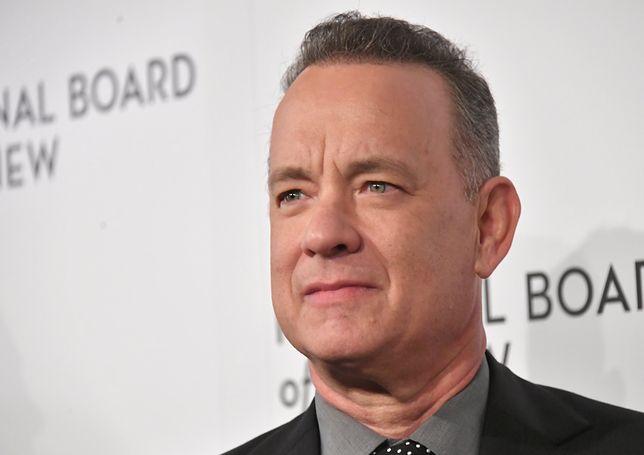 Tom Hanks znów przeszedł samego siebie
