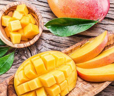 Mango - wartościowy i pyszny owoc
