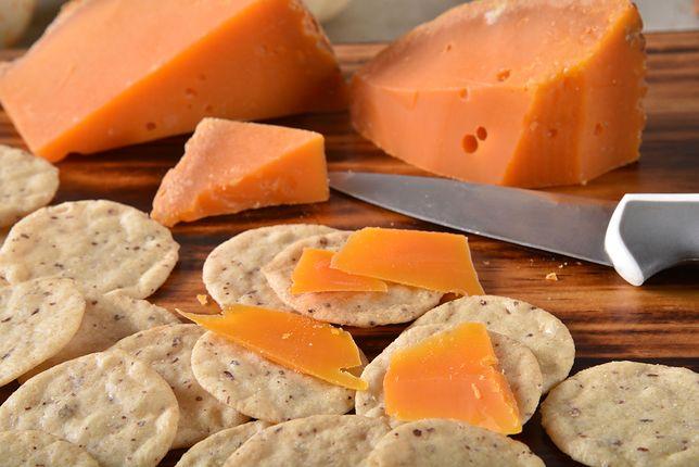 Ser mimolette zdobył uznanie smakoszy