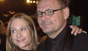 Holly Hunter i Janusz Kamiński, Los Angeles 2000 r.