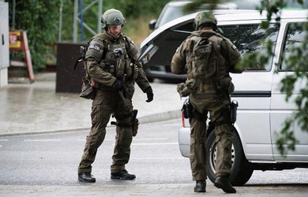 Akcja antyterrorystów w Niemczech. Zatrzymano 27-latka. Mężczyznę podejrzewano o planowanie ataku