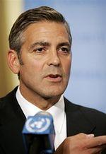 George Clooney jako homoseksualista umrze na AIDS