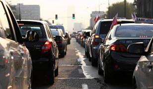 Podobne protesty kierowców taksówek odbywały się w ubiegłych latach
