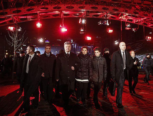 """Znów tłumy na Majdanie. """"Zwyciężymy, jak zwyciężaliśmy dotychczas"""""""