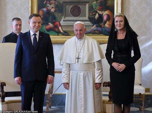 Papież Franciszek miał chwalić politykę socjalną polskiego rządu