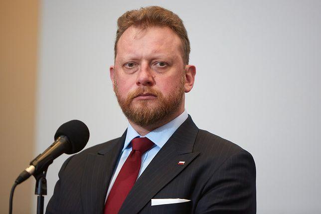 """Łukasz Szumowski: """"Nie muszę być ministrem"""""""