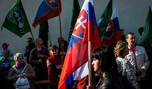 Słowacja. Kotlebowcy, czyli skrajni nacjonaliści z LSNS maszerują w kierunku władzy