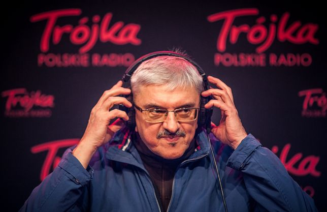 Marek Niedźwiecki, wieloletni prowadzący LP3