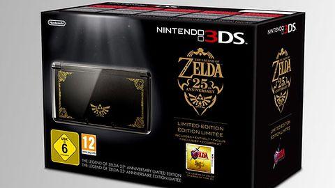 Jubileusz Zeldy to dobra okazja, by zaopatrzyć się w 3DS-a