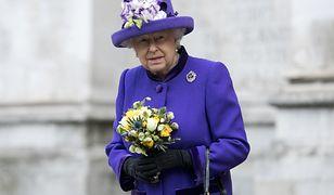 Królowa Elżbieta II nadal chora. Odwołała swój udział w noworocznym nabożeństwie w kościele w Sandringham