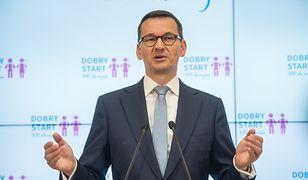 Sposób Morawieckiego na sukces w polskiej polityce. Nie obywa się bez wpadek