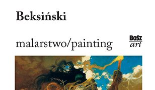 Beksiński. Malarstwo