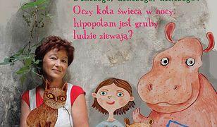 Dlaczego, dlaczego, dlaczego?. Oczy kota świecą w nocy, hipopotam jest gruby, ludzie ziewają?