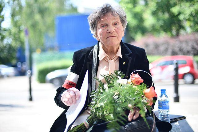 Wanda Traczyk-Stawska, harcerka Szarych Szeregów i uczestniczka Powstania Warszawskiego