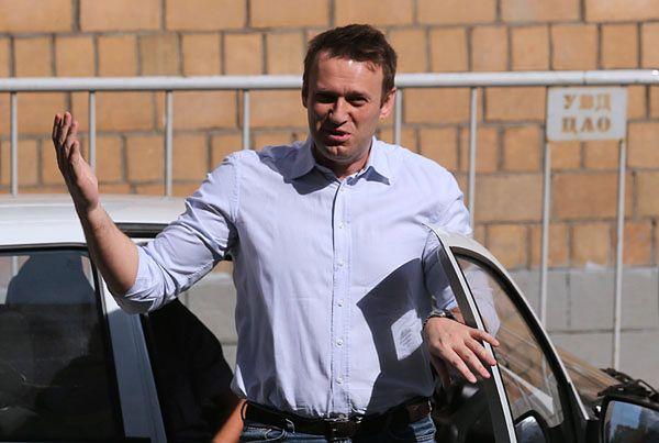 Opozycjonista Aleksiej Nawalny: jako prezydent Rosji nie oddałbym Krymu Ukrainie