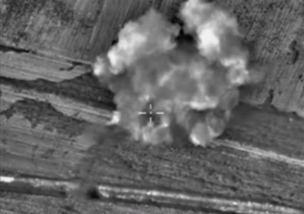 Co najmniej 3 650 zabitych w Syrii wskutek bombardowań lotnictwa koalicji
