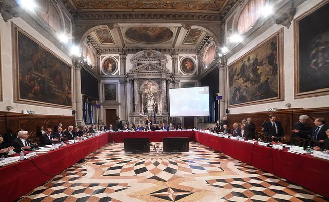 Komisja Wenecka jest gotowa ocenić projekty prezydenta Andrzeja Dudy