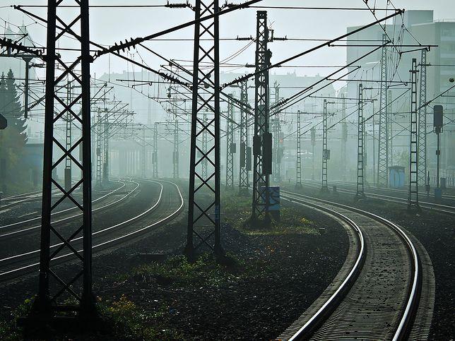 Tragedia w Poznaniu. Mężczyzna wtargnął pod pociąg Intercity