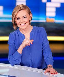 Justyna Pochanke od ponad 30 lat w telewizji. Jak się zmieniała?