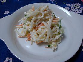 Sos do sałatki Colesław o obniżonej zawartości tłuszczu