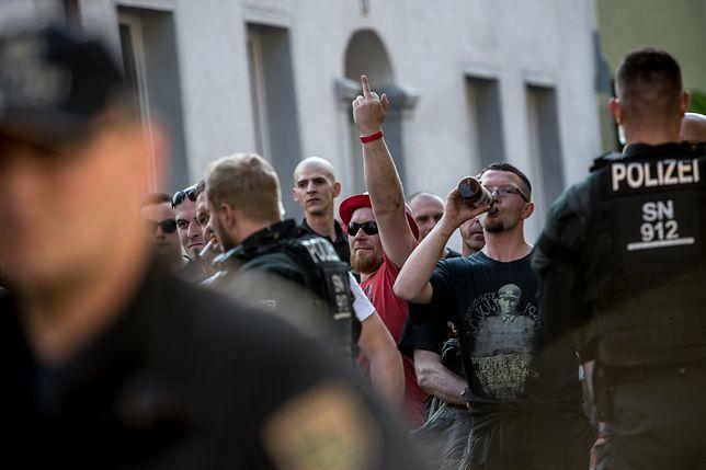 Niemcy: przemarsz neonazistów. Oburzenie w Dortmundzie