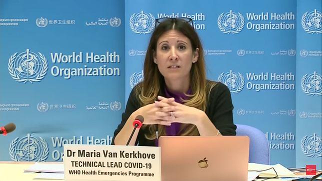 Koronawirus. WHO: Ludzie bezobjawowo przechodzący COVID-19 rzadko zarażają innych