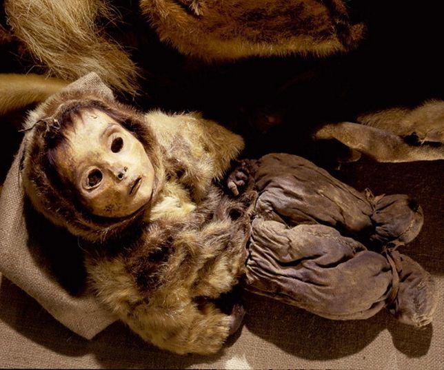 Grenlandia: Ponad 500-letnie zamrożone ciała najlepiej zachowanymi mumiami w Ameryce Północnej [Zobacz zdjęcia]