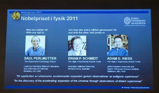 Te badania wstrząsnęły kosmologią - oni dostali Nobla