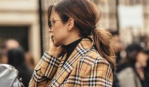 Anna Lewandowska jak ikona mody. Tylko spójrzcie na jej płaszcz