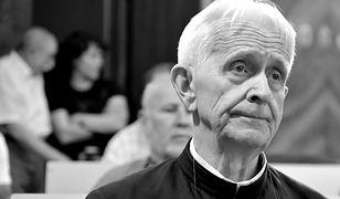 Nie żyje o. Hubert Czuma, jezuita