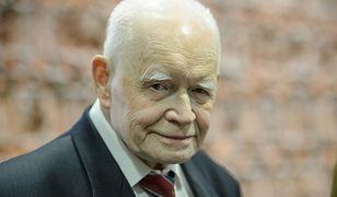 Prof. Adam Strzembosz był przewodniczącym Trybunału Stanu