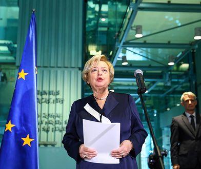 Pierwsza Prezes SN prof. Małgorzata Gersdorf