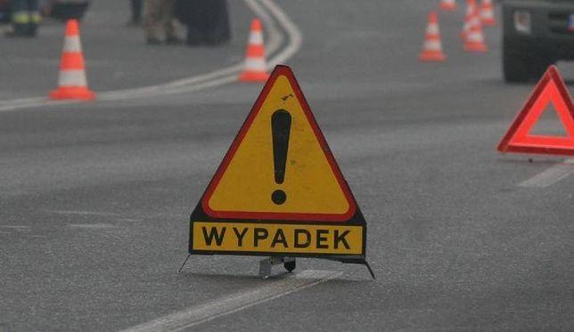 Karambol czterech aut na Podwalu, w centrum utrudnienia drogowe.