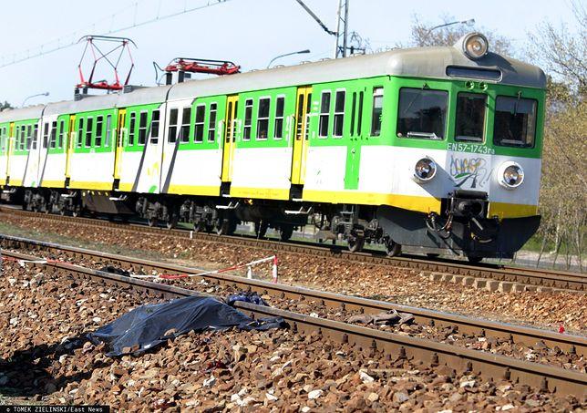 Dolny Śląsk: 14-latka zginęła pod kołami pociągu. Nieoficjalne źródła podają, że popełniła samobójstwo.