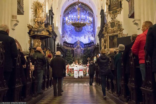 Niedzielne msze święte w WP Pilocie i na stronie głównej WP.PL