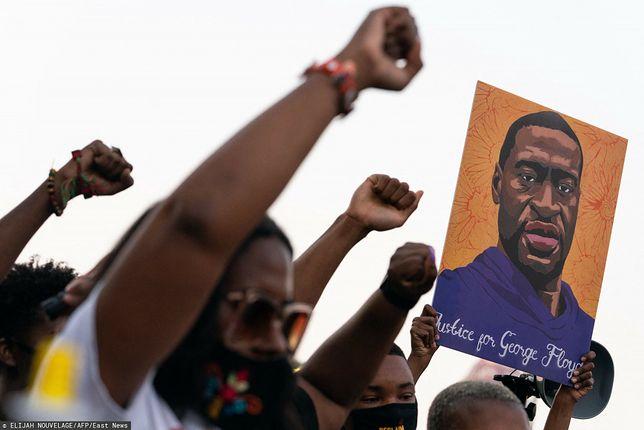 Zabójstwo George'a Floyda wywołało masowe protesty w USA