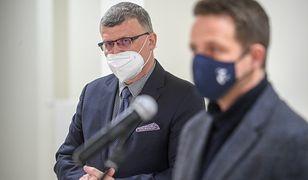 Szef GIS chce usunąć z zawodu dr. Pawła Grzesiowskiego. KO reaguje po informacjach WP