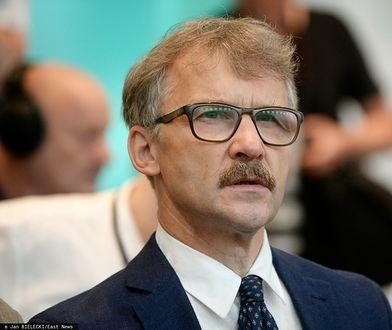Leszek Mazur i rezygnacja z funkcji szefa KRS. Nowe informacje