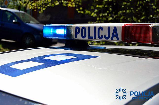 Wrocław. Poważny wypadek na wschodniej obwodnicy. Motocyklista nie żyje