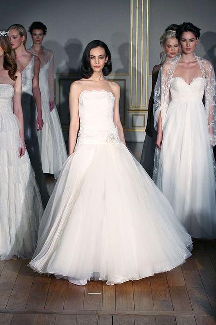 Kroje sukien ślubnych