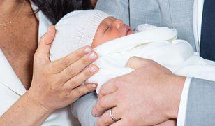 Syn księżnej Meghan i księcia Harry'ego otrzymał zgodnie z tradycją kilka imion