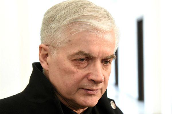 Cimoszewicz ostro o Krzysztofie Szczerskim: kolejny lizus partyjny