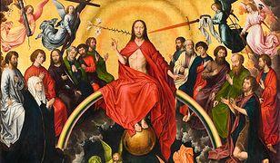 Charakterystyczna złota sfera, na której trzyma stopy namalowany Chrystus, jest głównym elementem tzw. Złotej Kampanii promującej nie tylko sam obraz, ale i cały Gdańsk