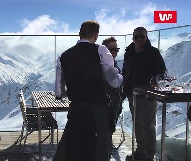 Sölden - alpejski urlop w filmowym klimacie z Jamesa Bonda