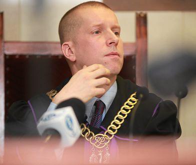 Sąd dyscyplinarny umorzył postępowania wobec sędziego Dominika Czeszkiewicza