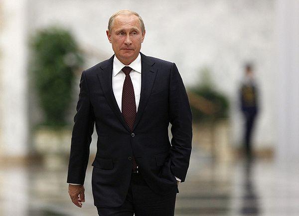 Akceptacja dla Putina wśród Rosjan spadła, ale wciąż przekracza 80 proc.