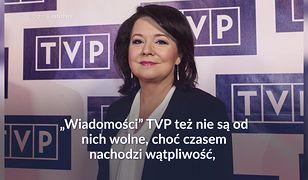 """Wpadki """"Wiadomości"""" TVP. Sporo się ich nazbierało"""
