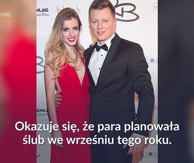 Rafał Brzozowski planował ślub. Ale nic z tego