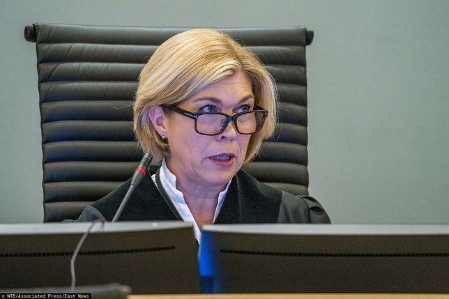 """Sąd wydał wyrok w sprawie Laily Anity Bertheussen. Uznał ją winną """"ataku na demokrację"""""""